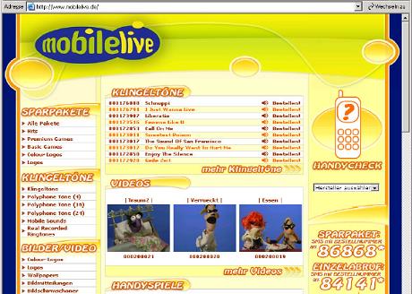 Schoen + Company - Case Studie Net Mobile I